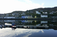 Beautiful village of Tarbert